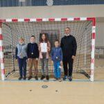 Sukces naszych szachistów w Mistrzostwach Powiatu w Drużynowych Szachach
